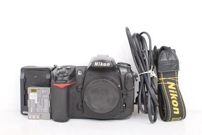 93新二手Nikon尼康 D300S 单机 快门36511次回收 057686京