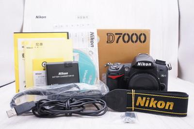99新带包装 尼康 D7000数码单反相机 D7000单机