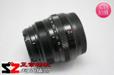 Fujifilm/富士 XF 35mm F2 R 35mm F2.0 35/2镜头35mm