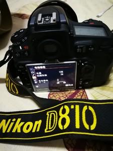 尼康 D810  24-120ED VR