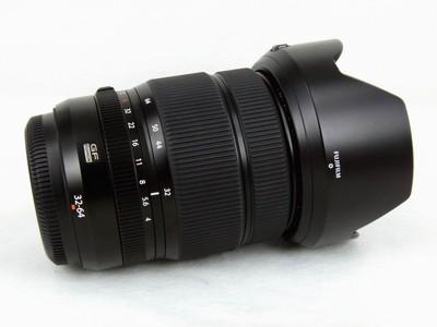 包装齐全的行货富士GF32-64mmF4 R LM WR