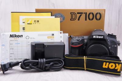 99新行货带包装 尼康 D7100数码单反相机 D7100单机