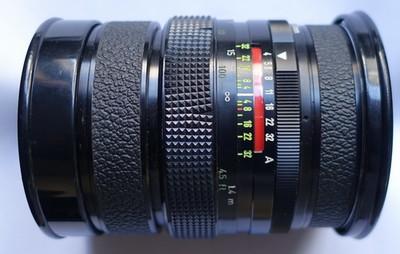 禄莱 HFT EL 150mm f/4 Zeiss Sonnar