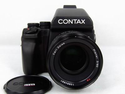 华瑞摄影器材-康泰时Contax 645 AF加80/2套机