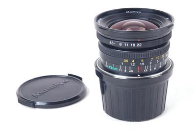 玛米亚  N 43/4.5 L 7/7II用镜头 #jp20247
