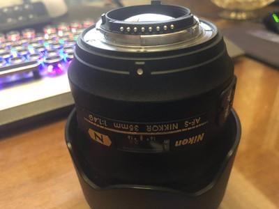 尼康 AF-S Nikkor 35mm f/1.4G