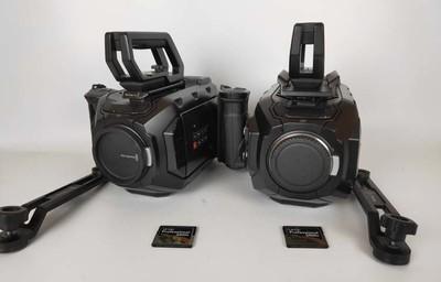 其他 出售两台BMD Mini 4K摄像机!EF口