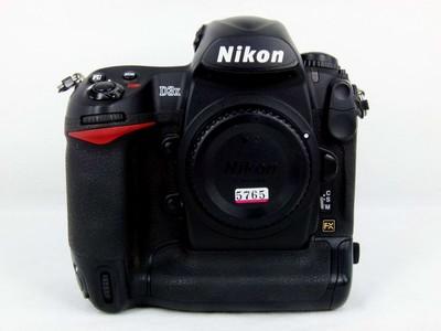 华瑞摄影器材-包装齐全的尼康 D3X