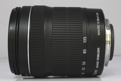 佳能 EF-S 18-135/3.5-5.6 IS STM(NO:1564)*