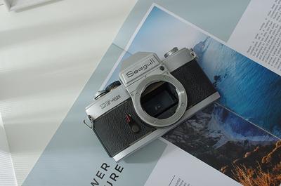 海鸥 df102b df2 df1 135机械胶片机 胶卷单反相机 老相机 换壳机