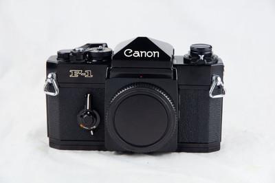 Canon F1N 后期版 收藏好成色