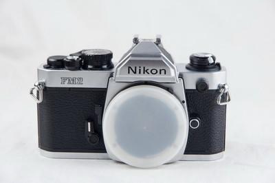 Nikon FM2 元祖版钛帘