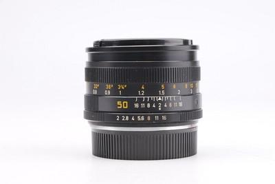 93新二手Leica徕卡 50/2 Summicron-R R口高价回收 923533京
