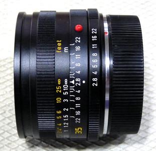 莱卡 R 35mm /f2.8 E55