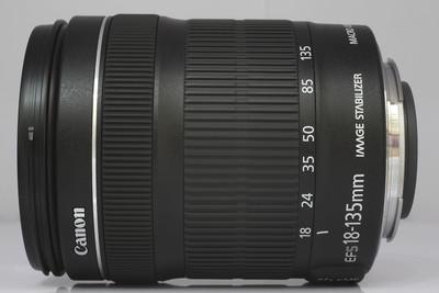 【标准变焦镜头】佳能 EF-S 18-135/3.5-5.6 IS STM(NO:6582)*