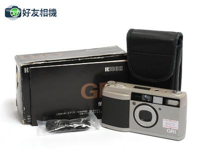 理光/Ricoh GR1 傻瓜相机 带GR 28mm F/2.8镜头 *美品连盒*