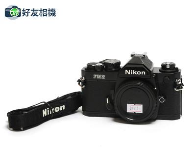 尼康/Nikon FM2n 135胶卷单反机身 黑色 FM2 *超美品*.