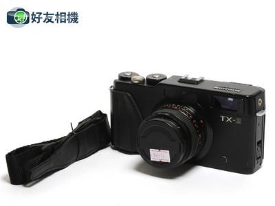 富士/Fujifilm TX-2套机 连45mm F/4镜头 和哈苏XPAN II相同。