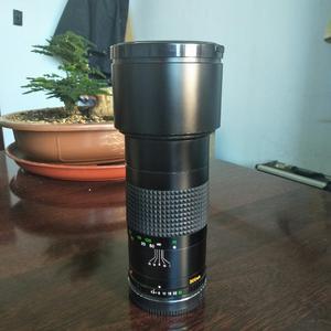 索尼A口 美能达300mm f4.5手动定焦镜头