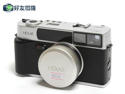 柯尼卡/Konica Hexar AF Silver 傻瓜相机 带35mm F/2镜头
