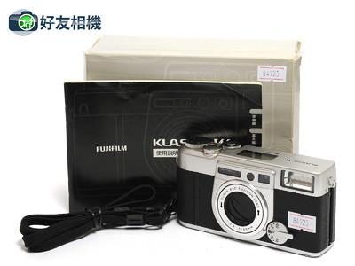 富士/Fujifilm Klasse W傻瓜相机 带Fujinon 28mm镜头 *美品连盒*