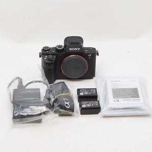 Sony索尼ILCE-7RM2单机A7R2 A7RII无反单电微单数码相机95新#2731