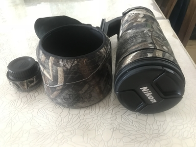 出自用几乎全新尼康Nikkor 200-500mm及原厂三代1.4倍增距镜