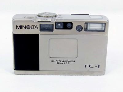 带包装的美能达Minolta TC-1