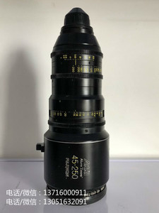 ARRI 45-250mm 变焦镜头
