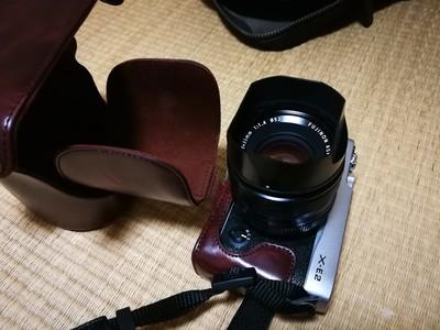富士 X-E2 18-55   35F1.4  90F2