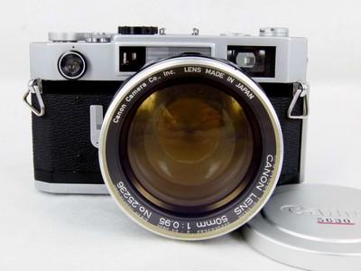 华瑞摄影器材-佳能7带50/0.95