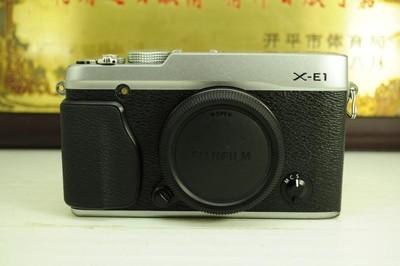 92新 Fujifilm 富士 X-E1 微单 数码相机 1630万像素 全高清摄像