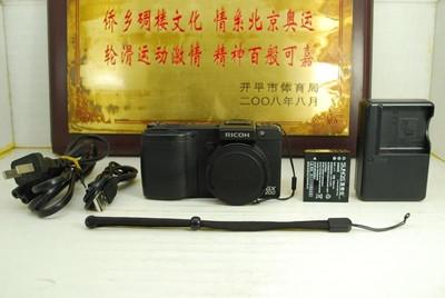 97新 理光 GX200 卡片机 专业便携数码相机 1210万像素 CCD