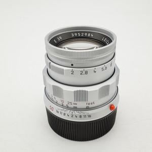 徕卡 Leica M Summicron 50mm/F 2 50周年限量纪念版 新品带包装
