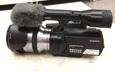 索尼 NEX-VG10E