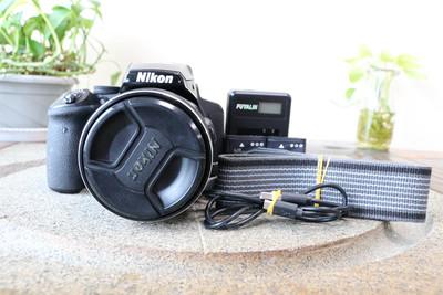 95新二手Nikon尼康 P900s 数码相机 长焦 摄月(W05341)武