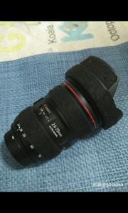 佳能EF 24-70mm f/2.8L II USM 99新 包装发票齐全 和新的一样