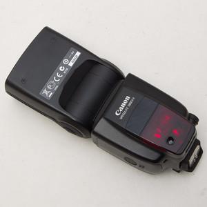 Canon佳能580EX II 单电单反相机闪灯95新机顶闪光灯580EXII#6429