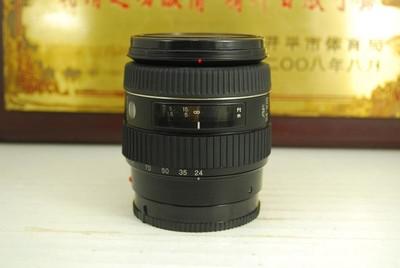 a口 美能达 AF 24-105 F3.5-4.5D 单反镜头 全画幅广角中焦挂机