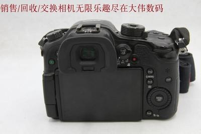 新到 9成新 松下GH4 4K摄像 可交换 编号0179