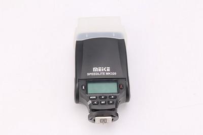 95新二手美科MEKE MK320闪光灯 (T000802)津