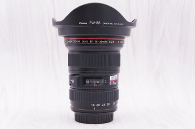 98新 佳能 EF 16-35mm f/2.8L II USM镜头 16-35/2.8 II2541