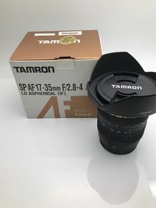 腾龙 SP AF17-35mm 佳能口