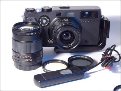 哈苏 Hasselblad Xpan + 45/4 + 90/4 套机 带快门线,滤镜,RRS