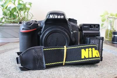 94新二手Nikon尼康 D750 单机 快门84231次(W05334)武