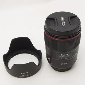 Canon佳能 EF 35mm f/1.4L II USM 35/1.4二代 单反镜头99新#1229