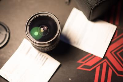 适马鱼眼镜头 8mm f/3.5 EX DG Circular Fisheye(尼康卡口)