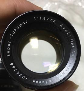 宾得super-takumar 1:1.8/55mm镜头