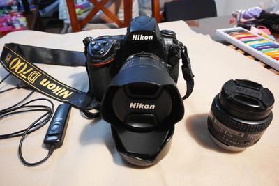 尼康 D700/28mm f 1.8G/50mm f 1.4d