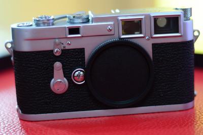 Leica 徕卡M3旁轴相机胶卷相机胶片机 m3双拨 大耳